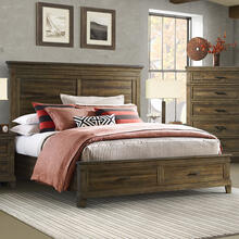Salem Storage Bed