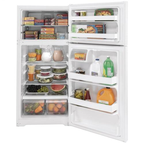 GE® 15.6 Cu. Ft. Top-Freezer Refrigerator