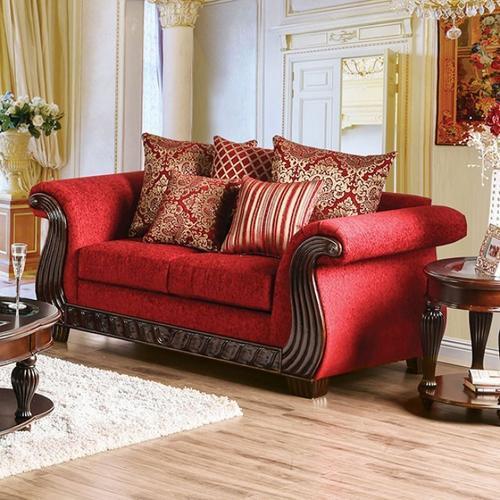Furniture of America - Corinna Love Seat