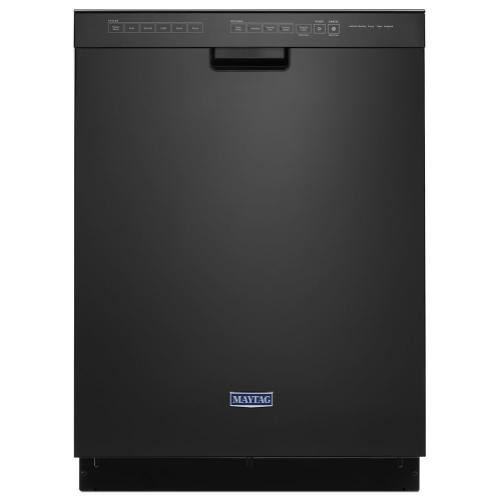 Maytag - Stainless Steel Tub Dishwasher with Most Powerful Motor on the Market 1