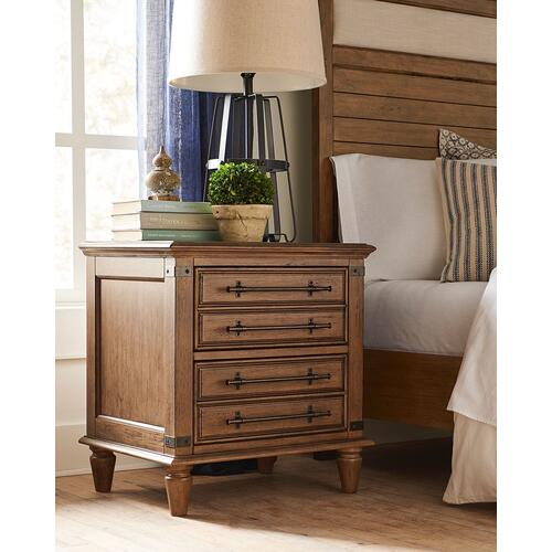 John Thomas Furniture - Nightstand in Bourbon