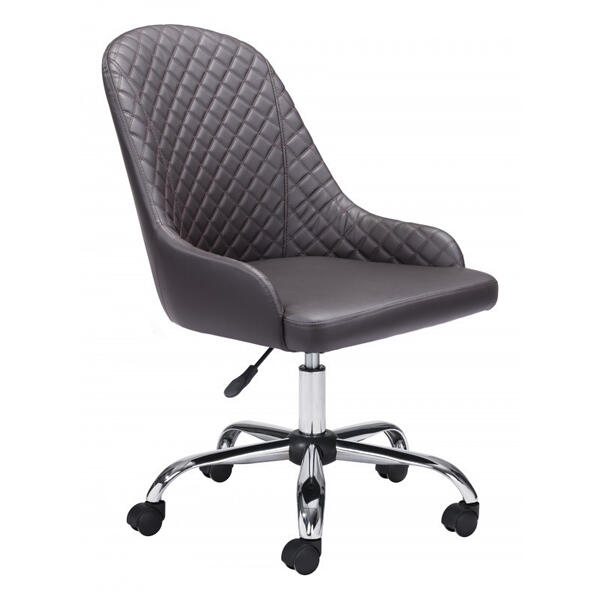 Space Office Chair Brown