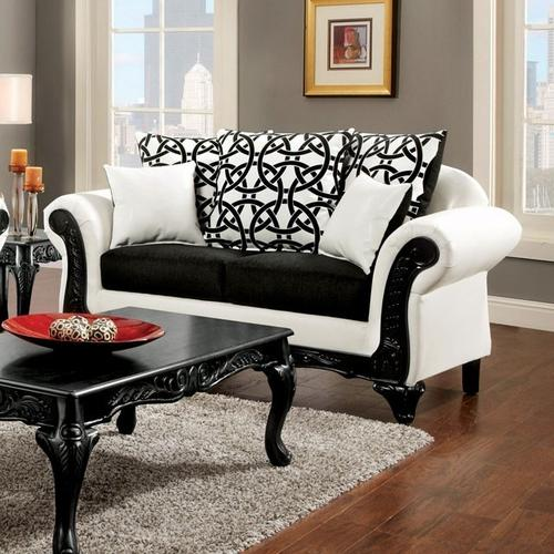 Furniture of America - Dolphy Love Seat