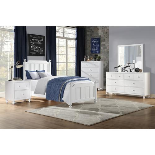 Homelegance - Twin Bed
