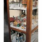 Howard Miller Parkview Curio Cabinet 680237 Product Image
