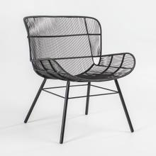 See Details - Irwin Lounge Chair Black