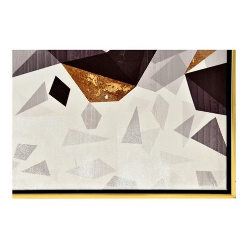 Falling Triangles Wall Décor