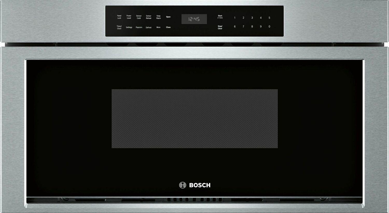 "Bosch800 Series, 30"" Drawer Microwave"