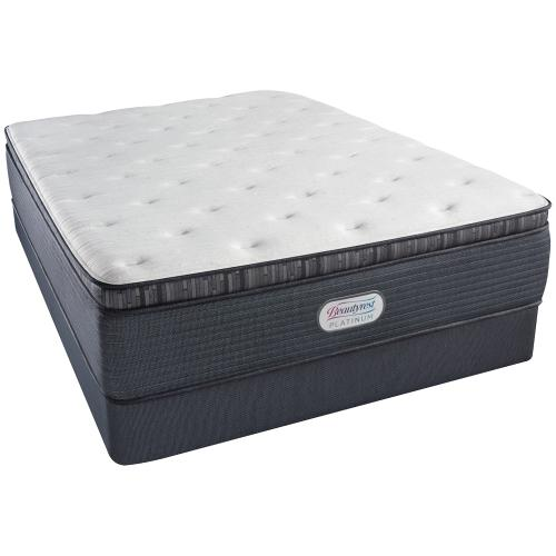 BeautyRest - Platinum - Daintree Landing - Luxury Firm - Pillow Top - Twin XL