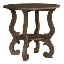 View Product - 1-6106 Napa Valley Baroque Round Lamp Table