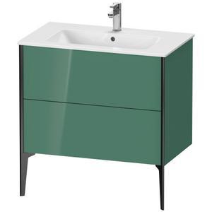 Vanity Unit Floorstanding, Jade High Gloss (lacquer)