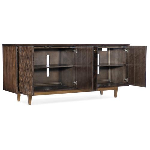 Hooker Furniture - Melange Alpine Four-Door Credenza