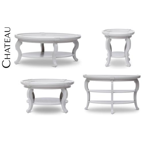 Chateau Round End Table