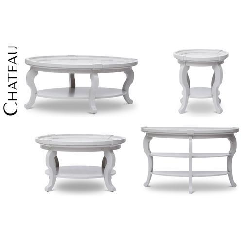 Chateau Demilune Sofa Table