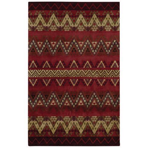 Timber Ridge Cinnamon - Rectangle - 3' x 5'