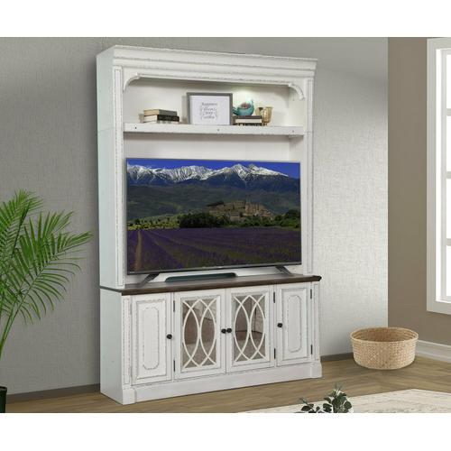 PROVENCE 2pc Entertainment Wall