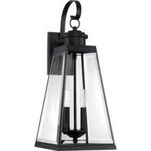 See Details - Paxton Outdoor Lantern in Matte Black