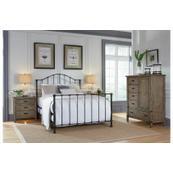 Garden Queen Bed - Complete