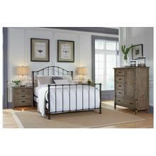 See Details - Garden Queen Bed - Complete
