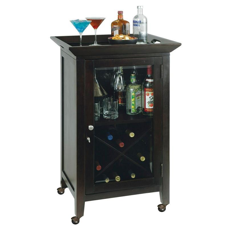 695-074 Butler Wine & Bar Console
