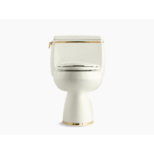 Prairie Flowers One-piece Elongated 1.28 Gpf Toilet