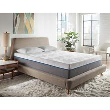 "Renue 12"" Medium Firm Memory Foam Mattress, King"
