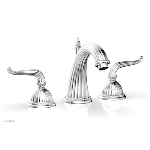 GEORGIAN & BARCELONA Widespread Faucet High Spout K360 - Polished Chrome