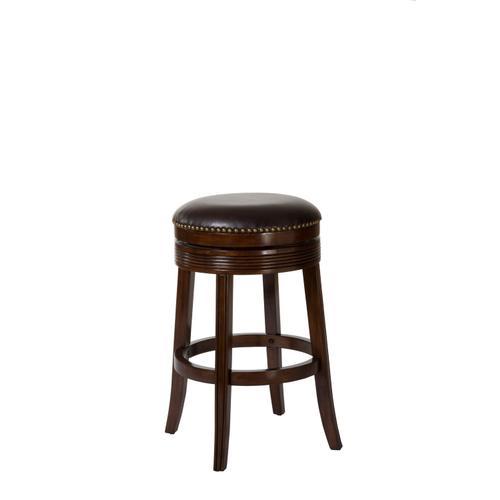 Gallery - Tillman Bar Height Stool - Brown Cherry