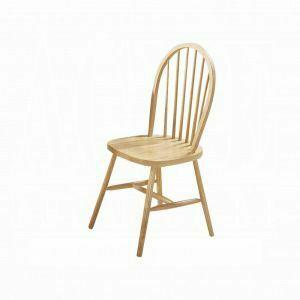 ACME Farmhouse Side Chair (Set-4) - 02613N - Natural
