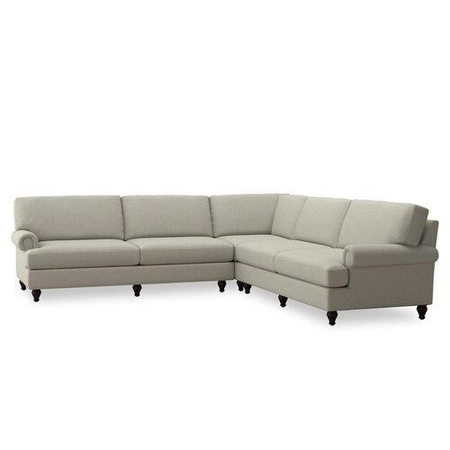 Hunter Large L-Shaped Sectional