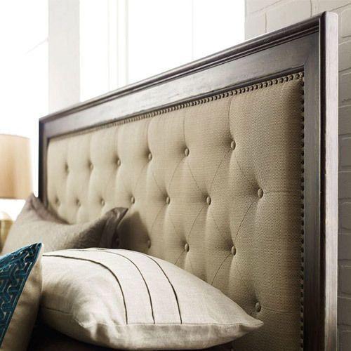 Wildfire Tweed King Bed - Complete