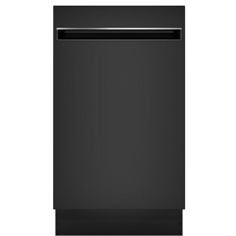 """18"""" ADA Compliant Stainless Steel Interior Dishwasher with Sanitize Cycle"""