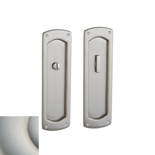 Baldwin - Satin Nickel with Lifetime Finish PD007 Palo Alto Pocket Door
