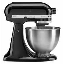 View Product - Classic™ Series 4.5 Quart Tilt-Head Stand Mixer - Onyx Black