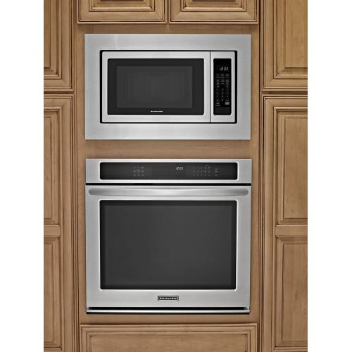 """Whirlpool Canada - 30"""" Trim Kit for 1.6 cu. ft. Countertop Microwave Oven"""