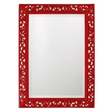 View Product - Bristol Mirror - Glossy Red