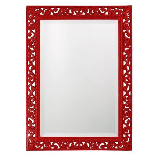 Howard Elliott - Bristol Mirror - Glossy Red