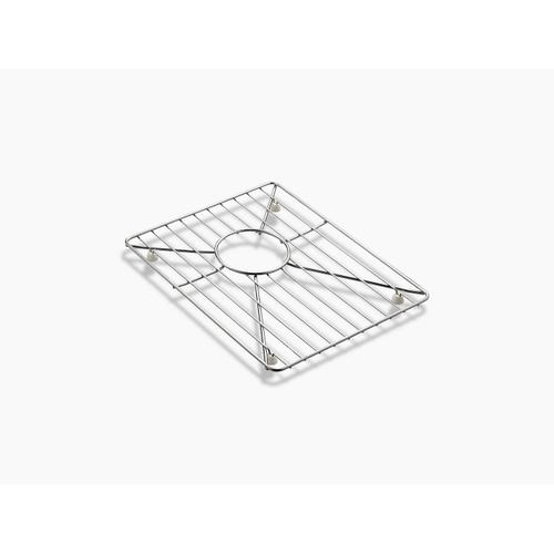 Stainless Steel Sink Rack, Right-hand Bowl