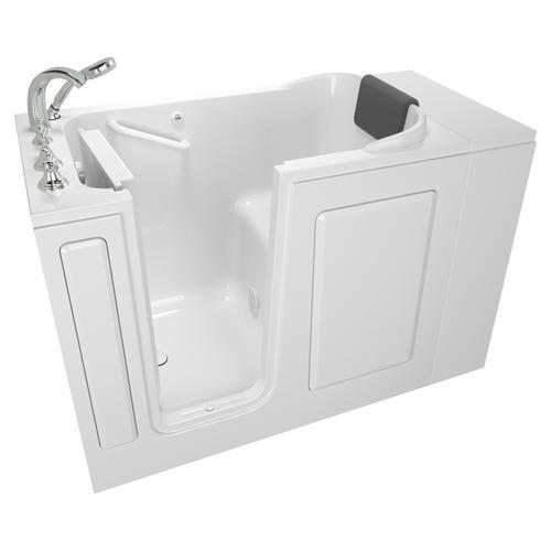 Premium Series 28x48 Walk-in Tub  Left Drain  American Standard - Linen
