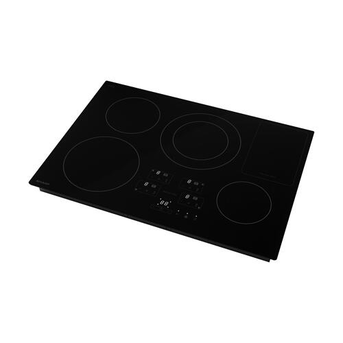30 in. Width Induction Cooktop, European Black Mirror Finish Made with Premium SCHOTT® Glass