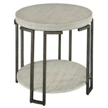 2-4104 Sierra Heights Round End Table