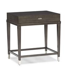 See Details - Allie Bedside/End Table