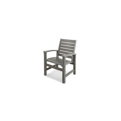 Polywood Furnishings - Signature Dining Chair in Slate Grey