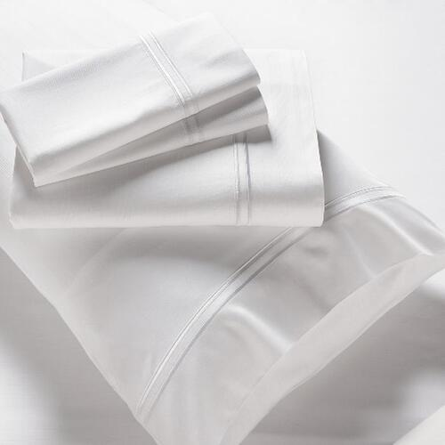 Bamboo Sheet Set - White / Twin