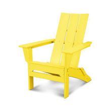 View Product - Modern Folding Adirondack in Lemon