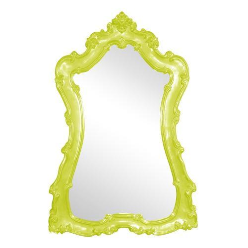Howard Elliott - Lorelei Mirror - Glossy Green