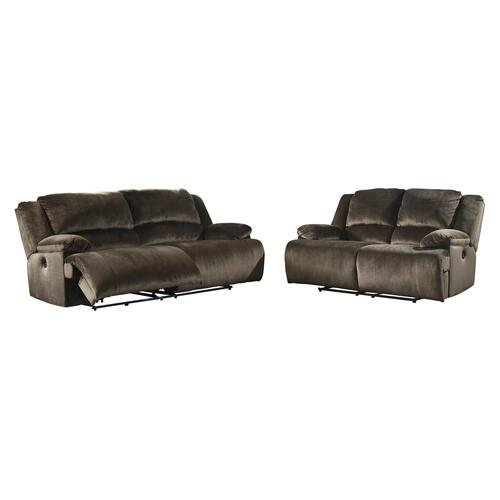 - Clonmel Reclining Power Sofa