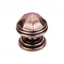 London Knob 1 1/4 Inch - Old English Copper