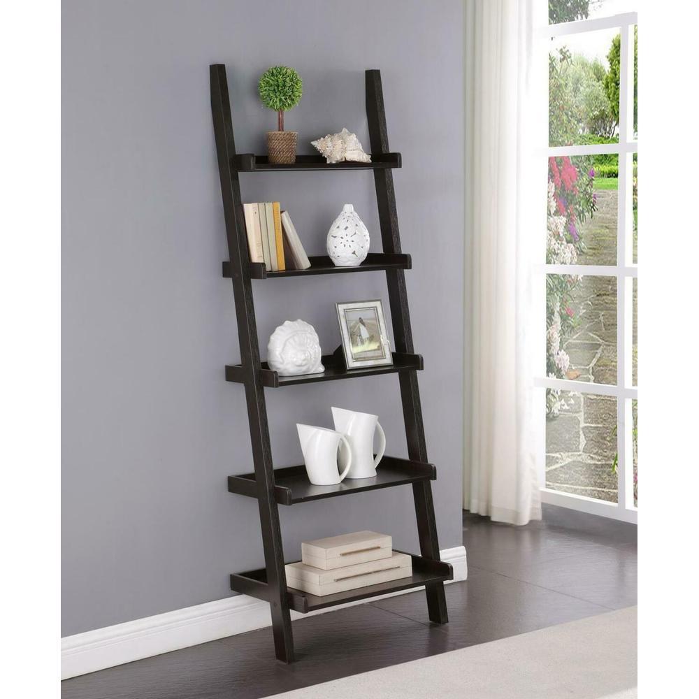 See Details - Ladder Bookcase