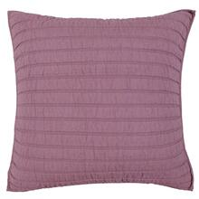 Heirloom Quilt Orchid Euro Sham 26x26